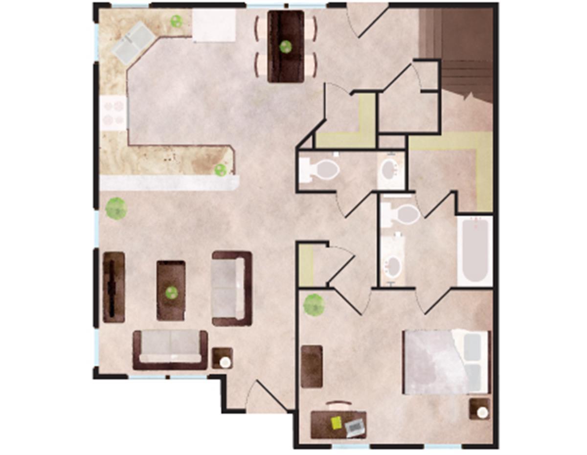 The Collective Apartment In Auburn Al