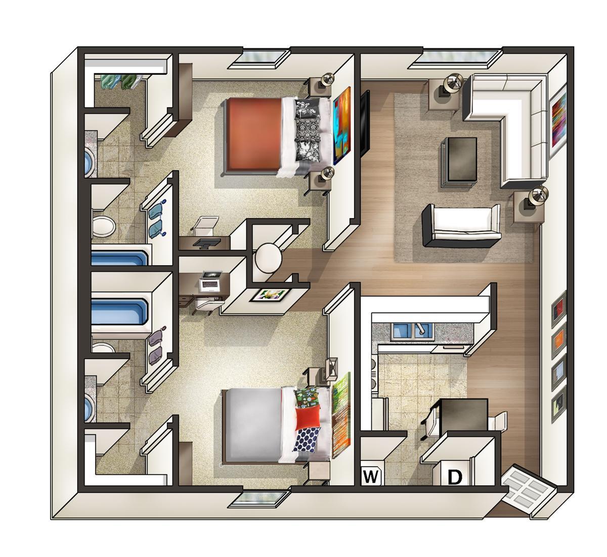 Apartment Guide Com: Apartment In Auburn, AL