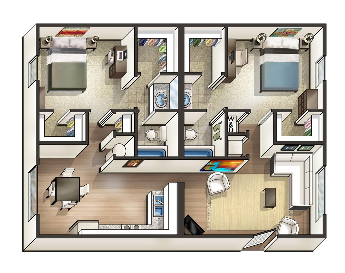 one bedroom apartments in auburn al home center