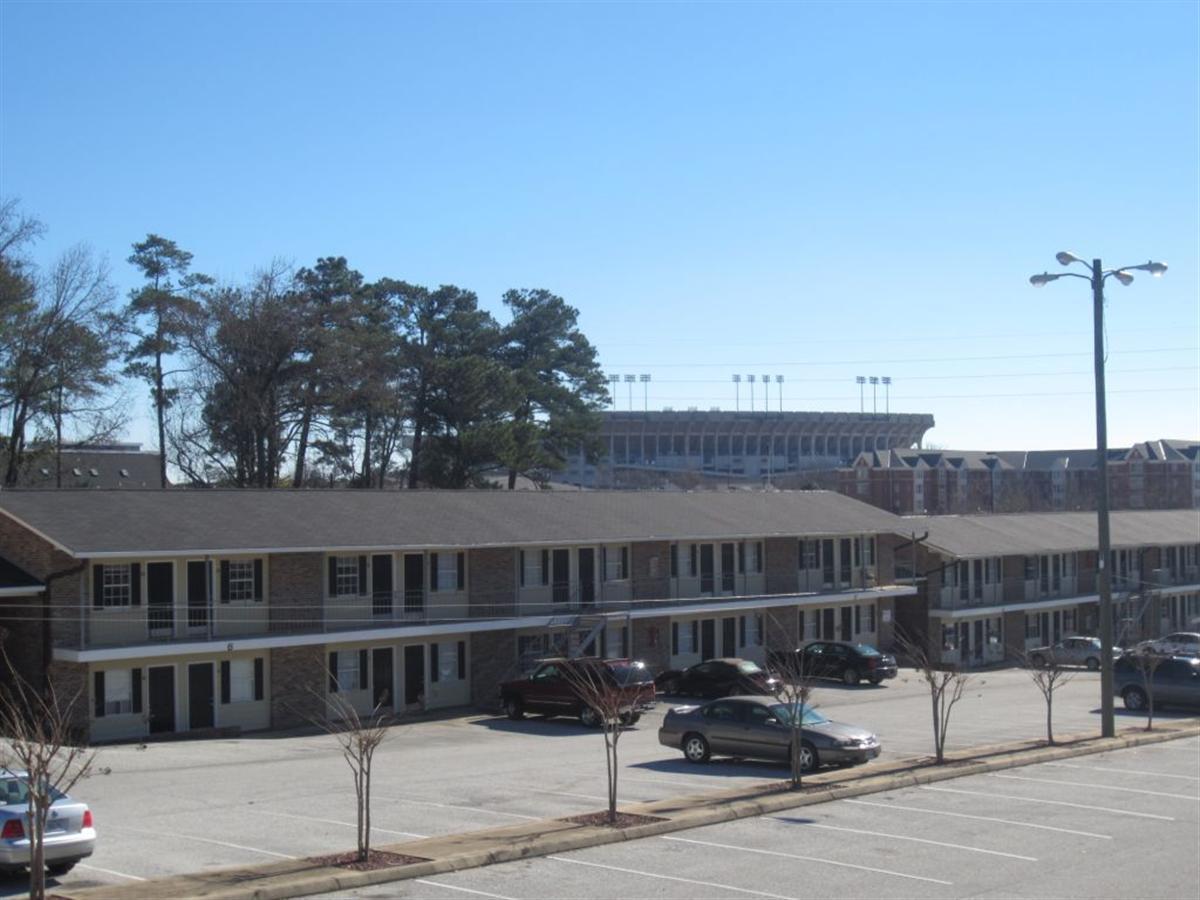Magnolia Studios Apartment In Auburn Al