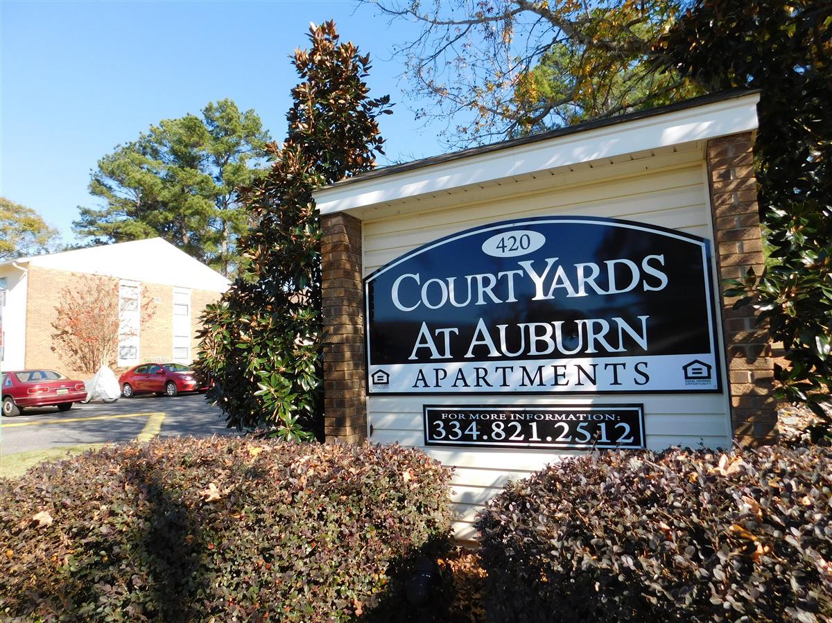 The Courtyards At Auburn Apartment In Auburn Al