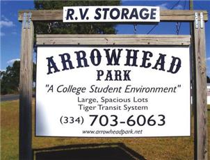 Arrowhead Park apartment in Auburn, AL