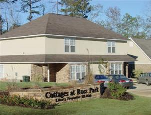 Cottages at Ross Park apartment in Auburn, AL