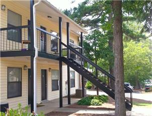 Courtyards at Auburn apartment in Auburn, AL