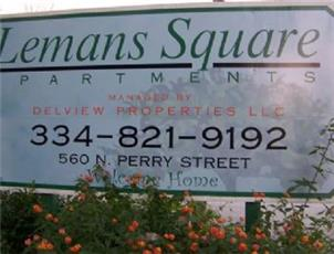 LeMans Square Apartments