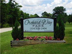 Orchard Way Mobile Home Park