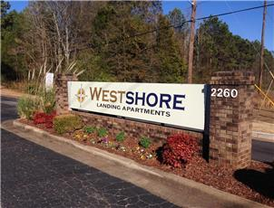 West Shore Landing apartment in Auburn, AL