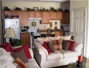 Williamsburg Place apartment in Auburn, AL