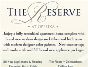 The Reserve at Opelika